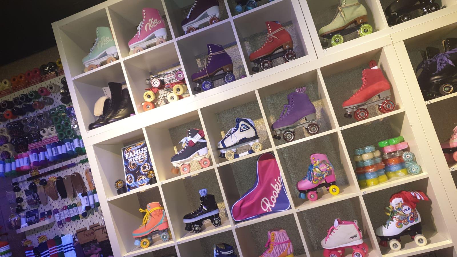 Online verkoop rolschaatsen SkateFever.shop