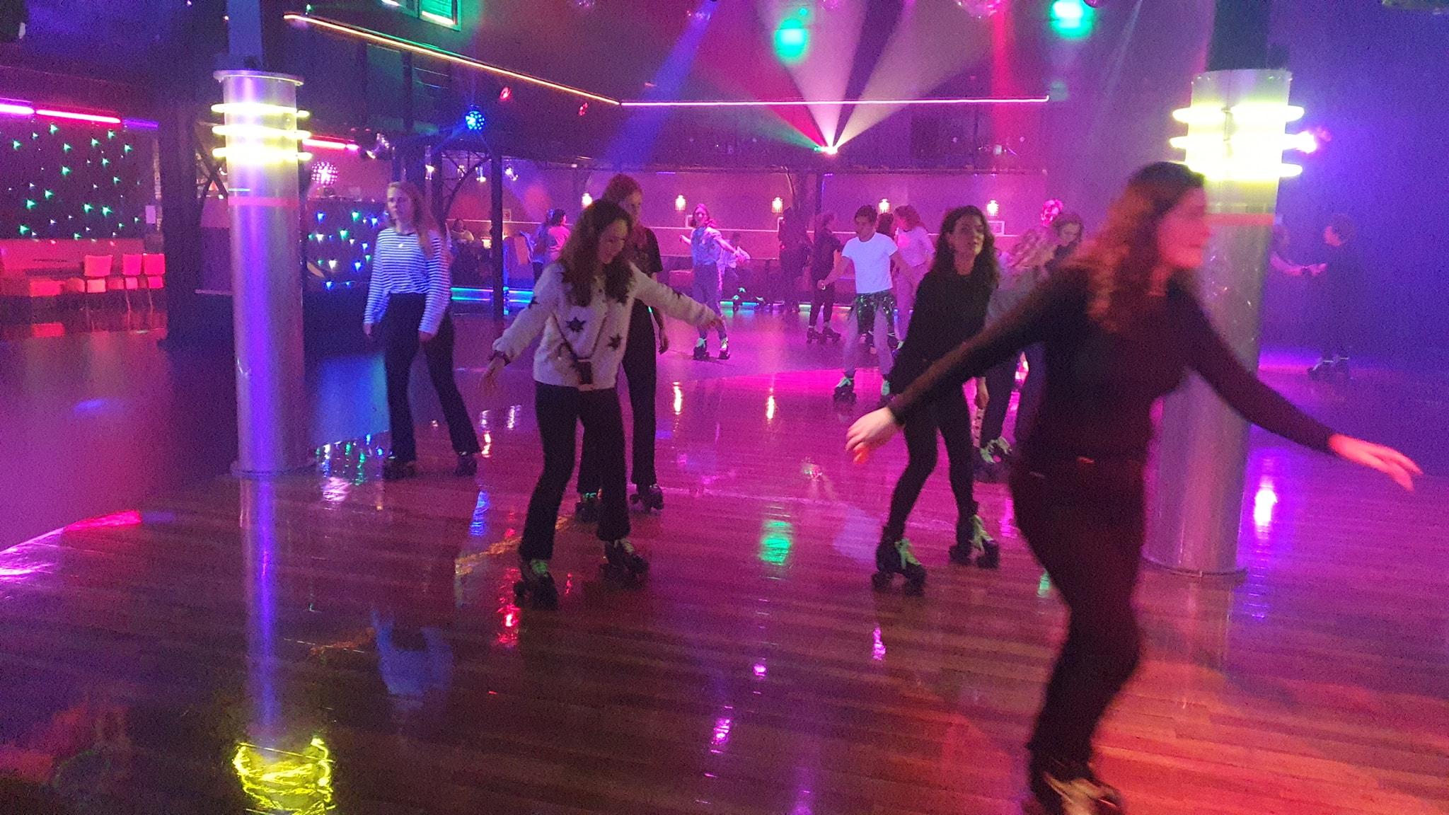 Indoor Rolschaatsbaan SkateFever